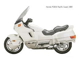 HONDA PC800 PACIFIC COAST PARTS