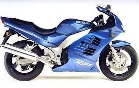 SUZUKI RF600 RS-V 1995-1997 PARTS