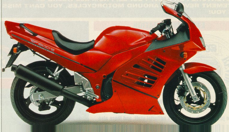 SUZUKI RF600 RP-RR 1993-1994 PARTS