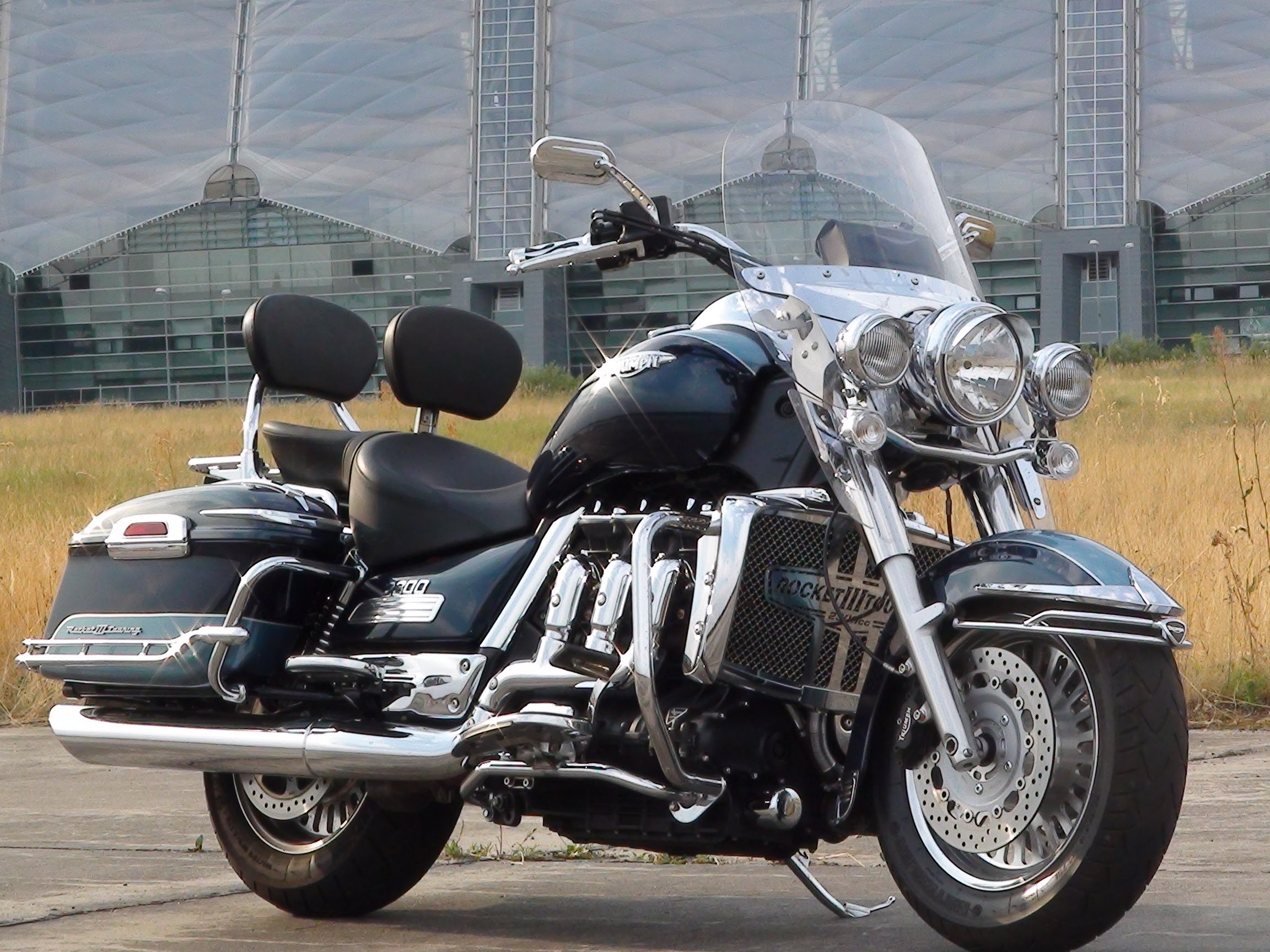 Triumph Motorcycle Parts from Predator Motorsport