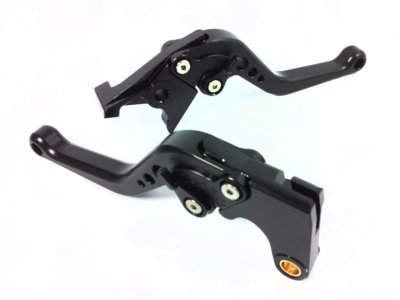 SOLID BILLET BRAKE & CLUTCH LEVERS