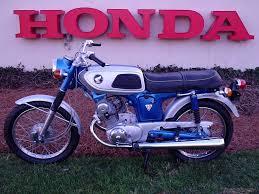 HONDA SS125A PARTS