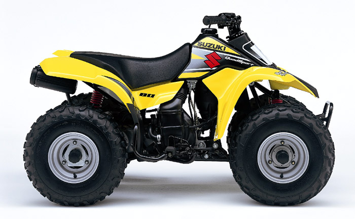 SUZUKI LT80 QUAD PARTS