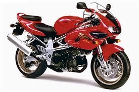 SUZUKI TL1000S 1997-2001 PARTS