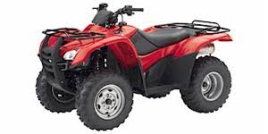 HONDA TRX420FE8 FOURTRAX RANCHER AT PARTS