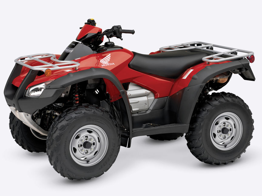 HONDA TRX680FA FOURTRAX RINCON PARTS