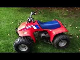HONDA TRX70 FOURTRAX PARTS