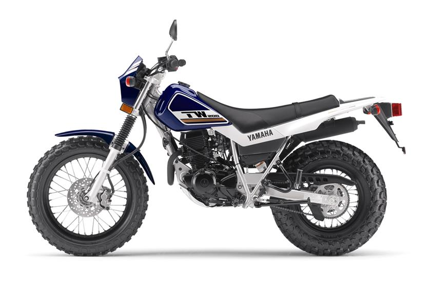 YAMAHA TW200 ADVENTURE PARTS