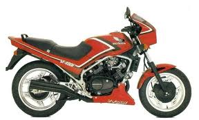 HONDA VF400 FOUR NC13 PARTS