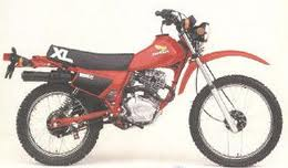 HONDA XL185S UP TO 1982 PARTS