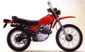 HONDA XL250S 1976-1984 PARTS