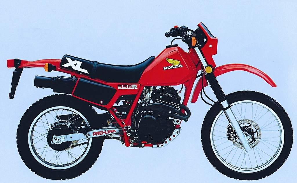HONDA XL350R PARTS