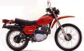 HONDA XL500S PARTS