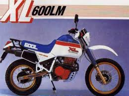 HONDA XL600LM (PD04) PARTS