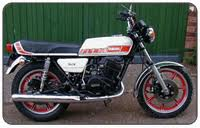 YAMAHA RD250 D 1976-ONWARDS PARTS