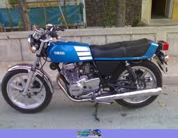 YAMAHA XS360 B 1975-ONWARDS PARTS