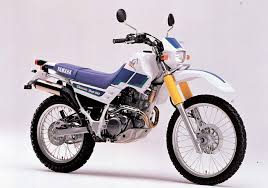 YAMAHA XT225 SEROW PARTS