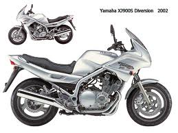 YAMAHA XJ900 S & F DIVERSION 1994-2003 PARTS