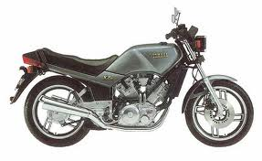 YAMAHA XZ550 VISION TWIN 1982-1986 PARTS