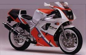 YAMAHA FZR400RR SP 1990-1992 PARTS