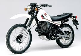 YAMAHA XT550 TRAIL 1982-1986 PARTS