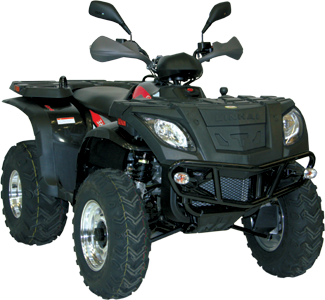 LINHAI ATV 320 CARRIER 4X4 PARTS