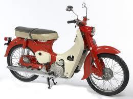 HONDA C102 SUPER CUB 1960-1962 PARTS