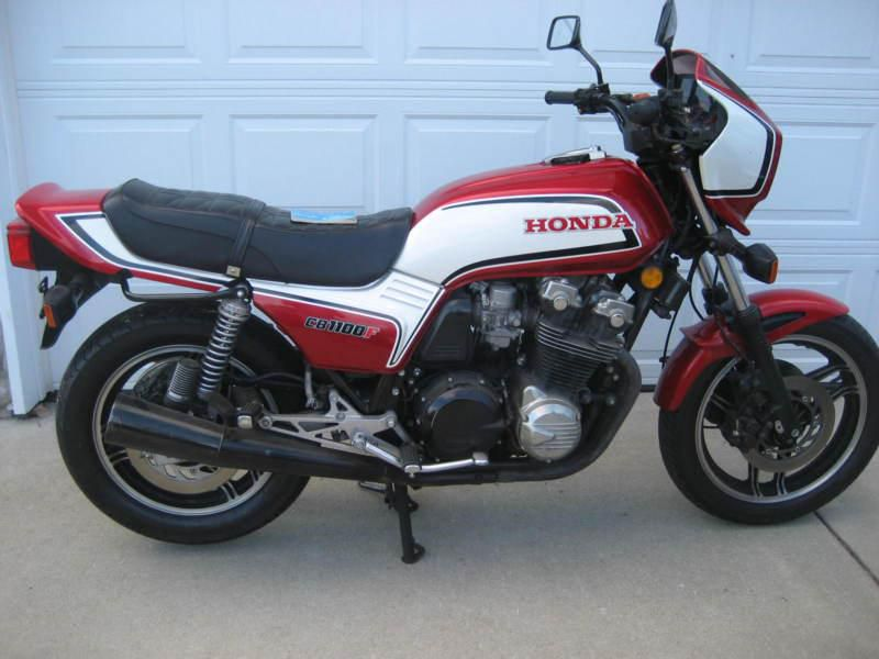 HONDA CB1100F SUPER SPORT PARTS
