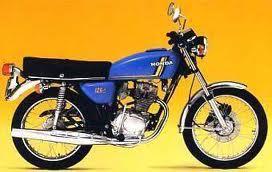 HONDA CB125 J, N 1977-1979 PARTS