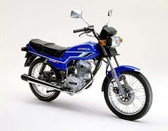HONDA CB125 RS 1983-1987 PARTS