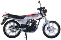 HONDA CB125 TDC, TDE, TDJ SUPER DREAM 1982-1990 PARTS