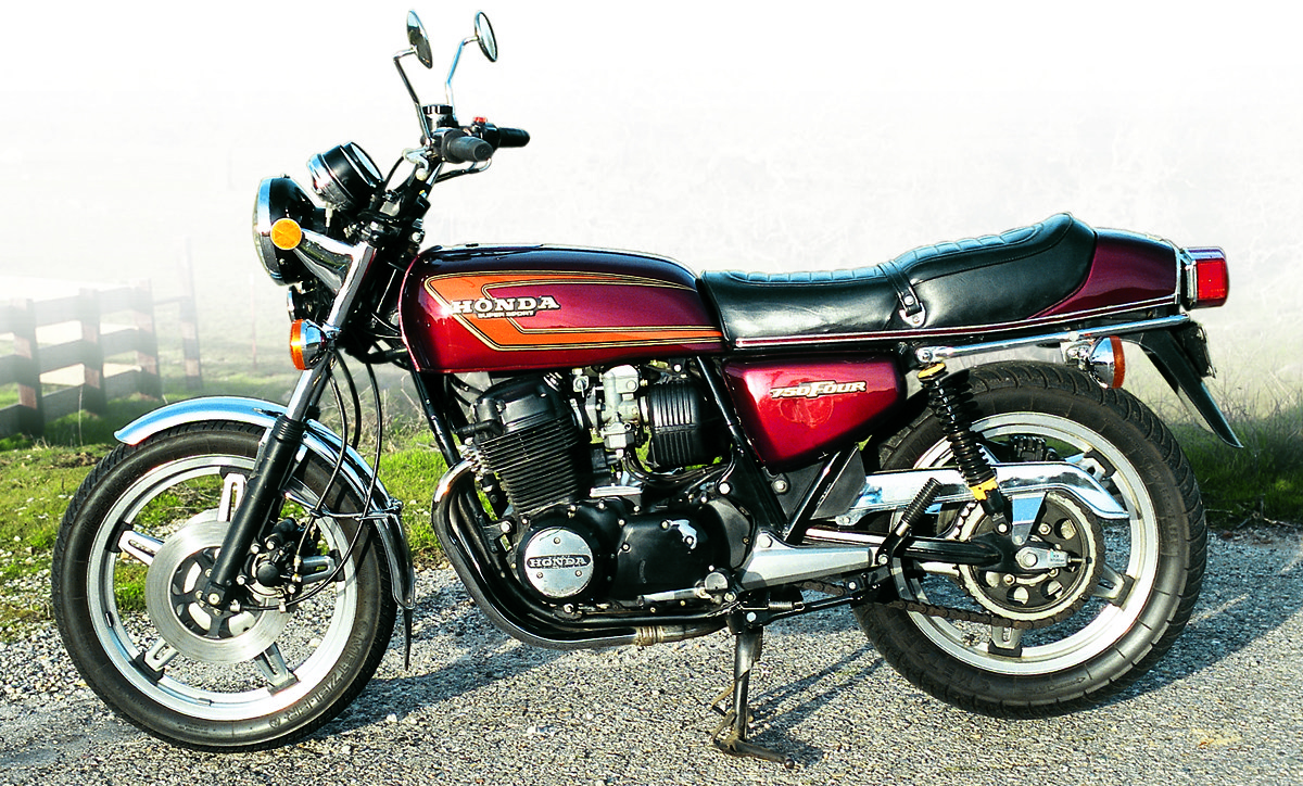 HONDA CB750F SUPER SPORT PARTS