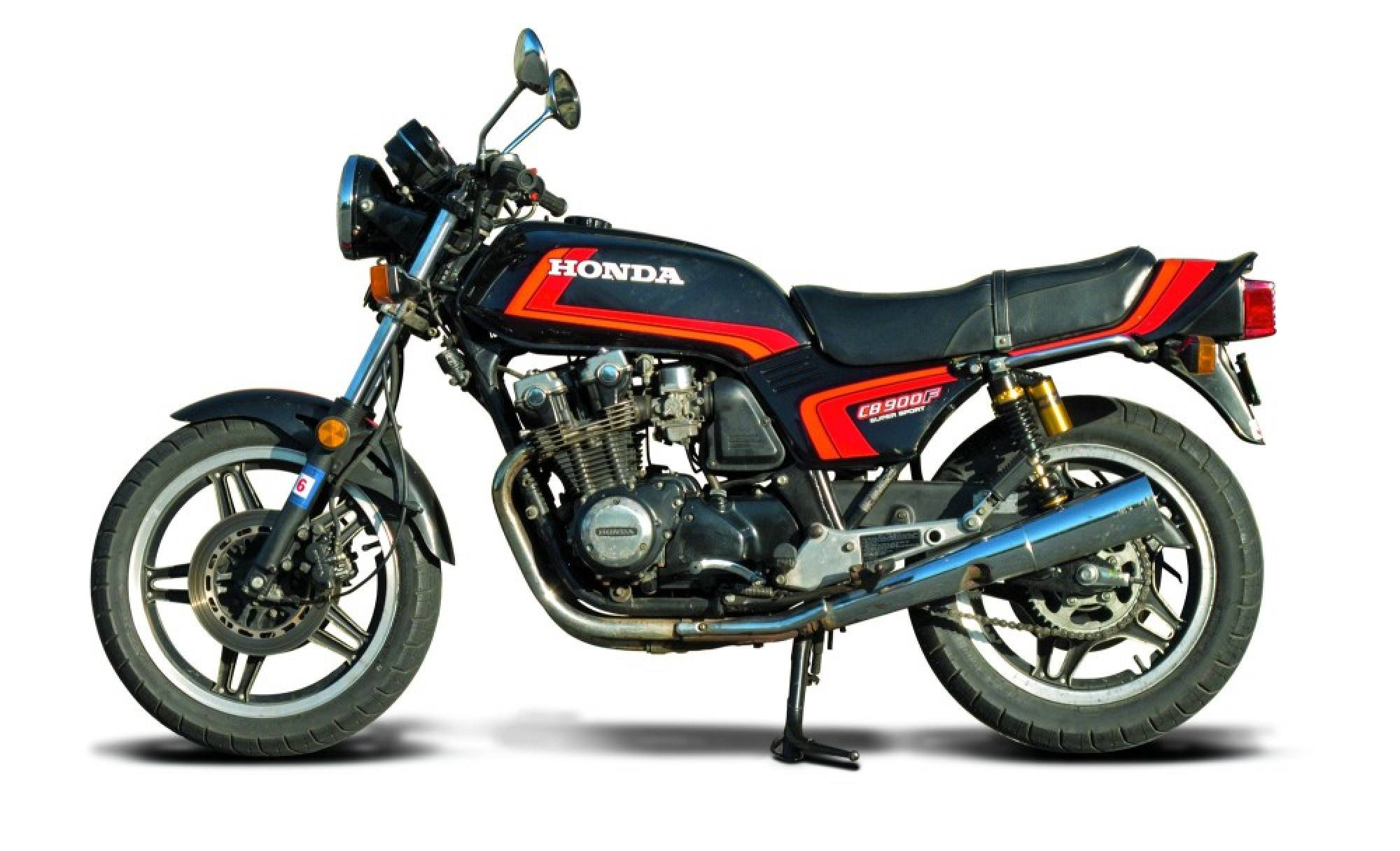 HONDA CB900F SUPER SPORT PARTS