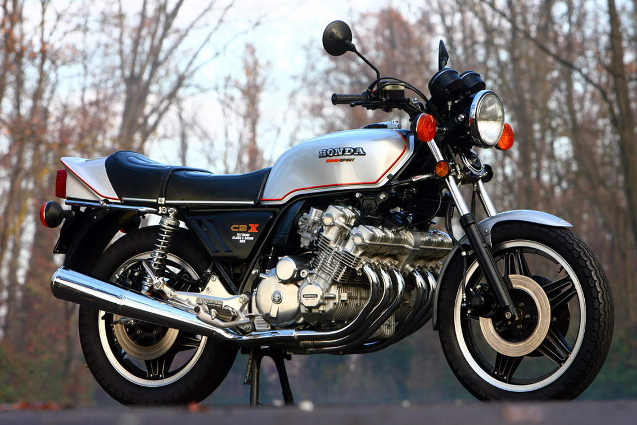 HONDA CBX1000 SUPER SPORT PARTS