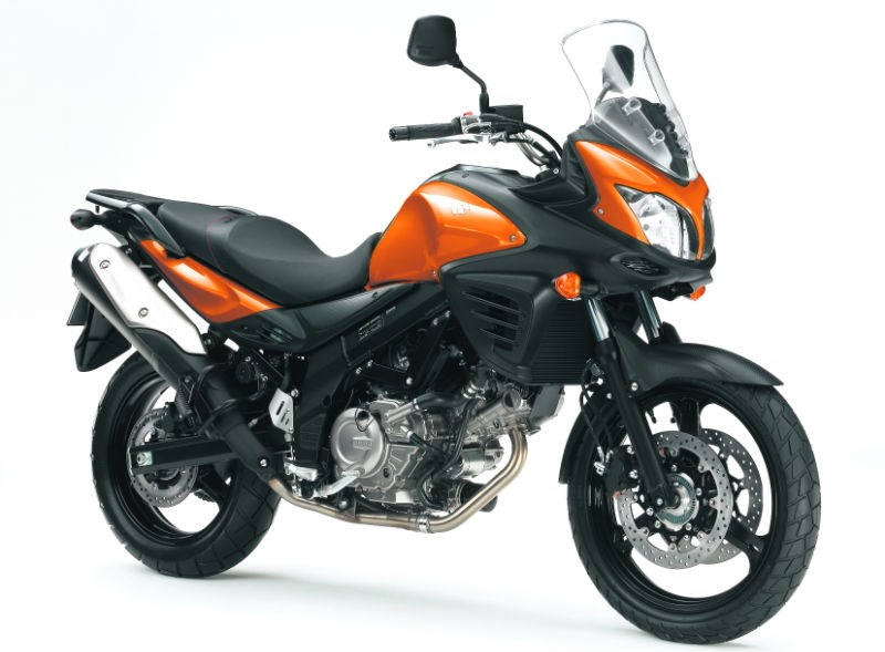 SUZUKI DL650 V-STROM ABS PARTS