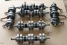 KAWASAKI ROAD CRANKSHAFTS NEW ALL