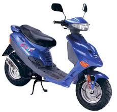 ADLEY Silver Fox 50cc