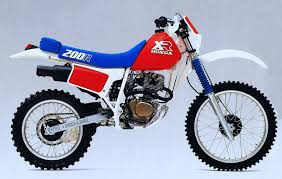 HONDA XR200R 1983-ON PARTS