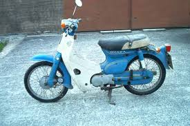 HONDA C50 LAC MOPED 1982-83 PARTS