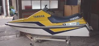 YAMAHA MJ650 JET SKI PARTS