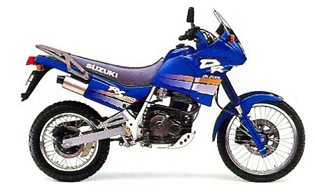SUZUKI DR650 RS PARTS