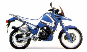 SUZUKI DR800S BIG PARTS