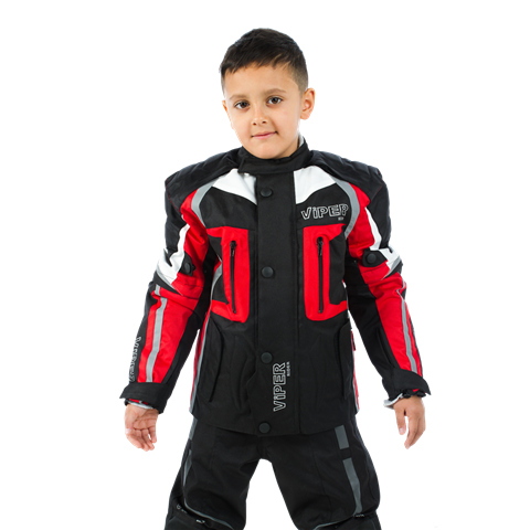 KIDS CLOTHING, BOOTS & HELMETS