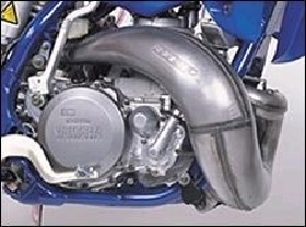 2 STROKE MOTORCYCLE EXHAUSTS