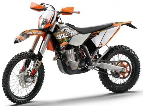 KTM EXC-R450 SIX DAYS PARTS