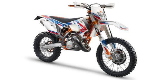 KTM EXC125 SIX DAYS PARTS