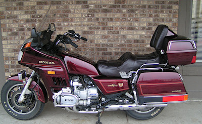 HONDA GL1200 GOLDWING INTERSTATE PARTS