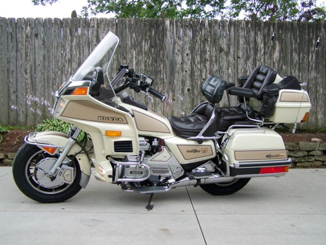 HONDA GL1200 GOLDWING SEI PARTS