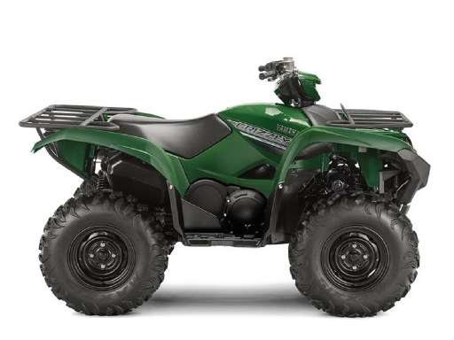 YAMAHA YFM125 GRIZZLY HUNTER PARTS