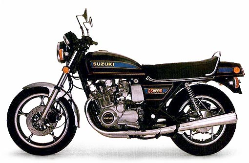 SUZUKI GS1000G/ GS1000GL PARTS